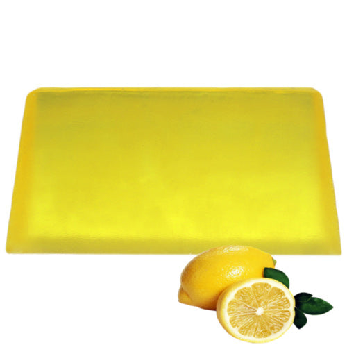 Gifts > Gifts For Her > Lemon Aromatherapy Soap Slice