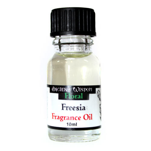 Health & Beauty > Skin Care > Lotions & Potions & Sprays > Freesia 10ml Fragrance Oil