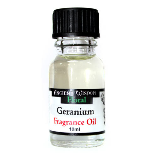 Health & Beauty > Skin Care > Lotions & Potions & Sprays > Geranium 10ml Fragrance Oil