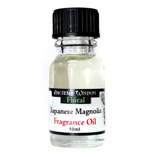 Health & Beauty > Skin Care > Lotions & Potions & Sprays > Japanese Magnolia 10ml Fragrance Oil