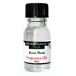 Health & Beauty > Skin Care > Lotions & Potions & Sprays > Rose Musk 10ml Fragrance Oil