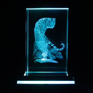 Home > Photos & Paintings > 3D Photos > 3D Tiger