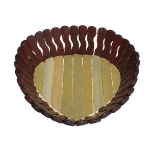 Home > Home Décor > Baskets > Bamboo Baskets - Small Heart