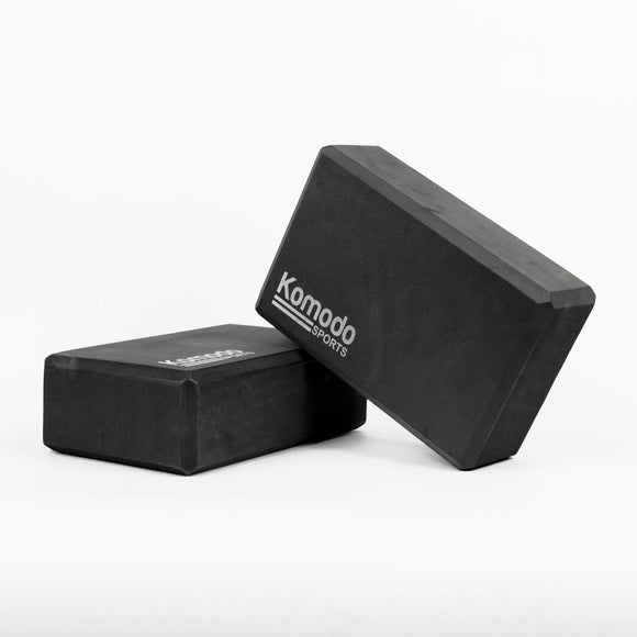 Komodo Exercise Blocks - Black