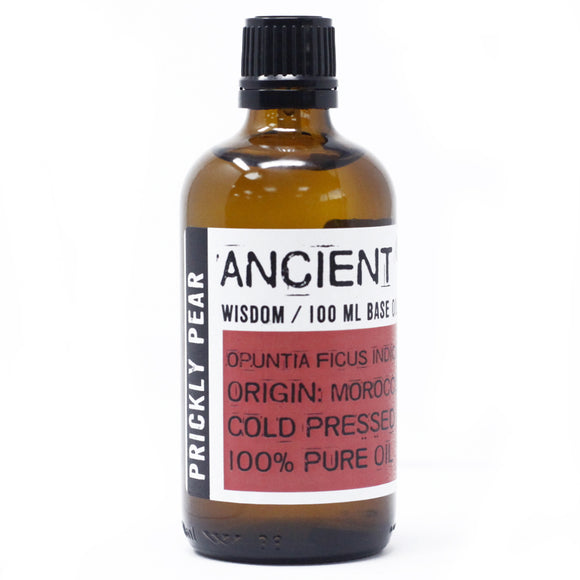 Health & Beauty > Skin Care > Massage Oil > Prickly Pear Cactus Seed Oil 100ml Base Oil