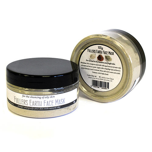 Health & Beauty > Face Care > Face Mask > Fuller's Earth Face Mask 100g