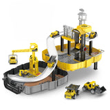 Toy Construction Site Play Set