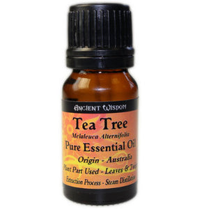 Health & Beauty > Skin Care > Lotions & Potions & Sprays > Tea Tree Essential Oil