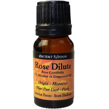 Health & Beauty > Skin Care > Lotions & Potions & Sprays > Rose Dilute Essential Oil