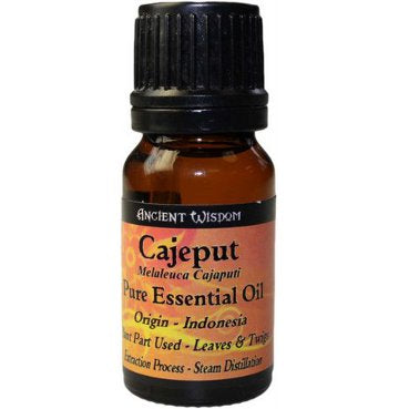 Health & Beauty > Skin Care > Lotions & Potions & Sprays > Cajaput Essential Oil