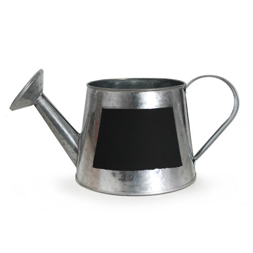 Home > Home Décor > Home Décor Misc. > Zinc Sm Watering Can with Chalk Board