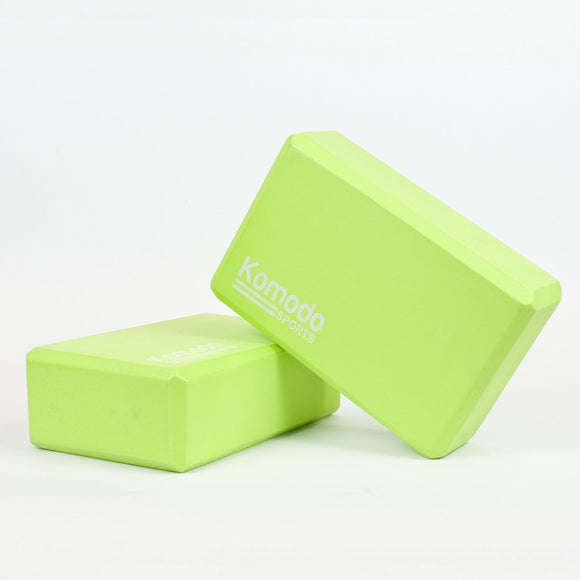 Komodo Exercise Blocks - Green