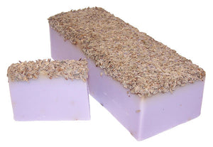 Gifts > Gifts For Her > Cleopatra - Lavender - 13 x 100gr Pieces Per Loaf