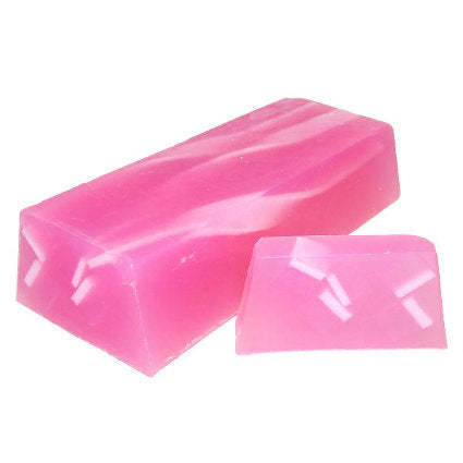 Gifts > Gifts For Her > Pink Champagne Soap Slice, approx 100gr