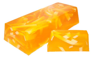Gifts > Gifts For Her > Orange Zest Soap Slice, approx 100gr