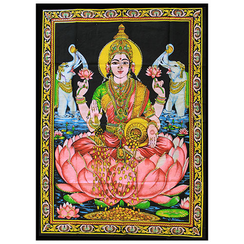Home > Photos & Paintings > Wall Art > Indian Wall Art Print - Laxmi