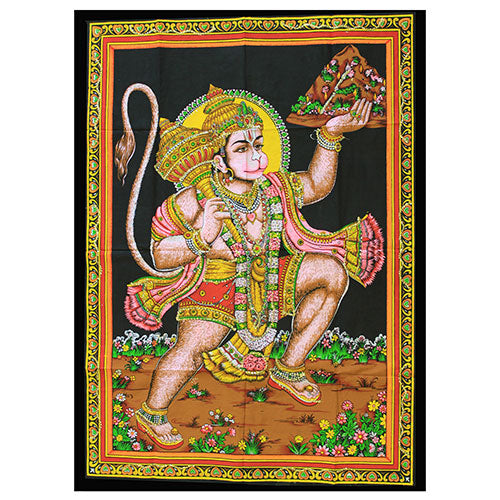 Home > Photos & Paintings > Wall Art > Indian Wall Art Print - Hanuman
