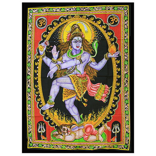Home > Photos & Paintings > Wall Art > Indian Wall Art Print - Dancing Shiva