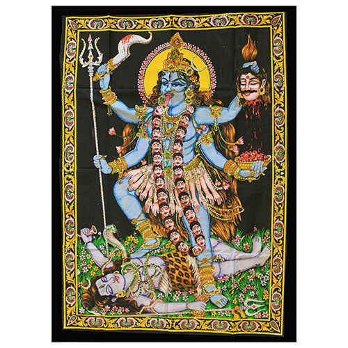 Home > Photos & Paintings > Wall Art > Indian Wall Art Print - Kali