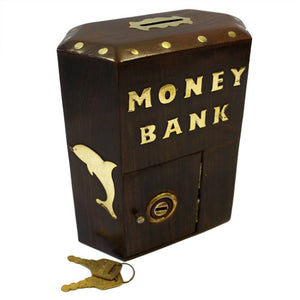 Home > Home Décor > Boxes > Money Bank Box - Large Hex Box