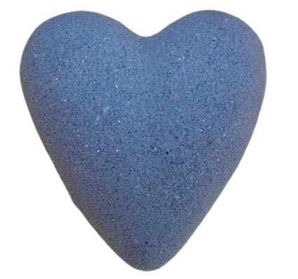 Health & Beauty > Bath > Bath Bombs > Megafizz Bath Heart - Paris Party