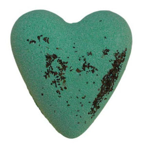 Health & Beauty > Bath > Bath Bombs > Megafizz Bath Heart - Get Fresh Mint
