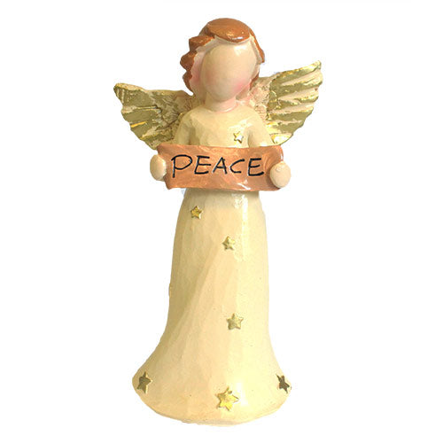 Gifts > Gifts For Her > Xmas Natures Angels - Peace