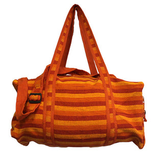 Fashion Accessories > Bags & Backpacks > Travel Bags > Nepal Travel Bag - Sunrise Orange