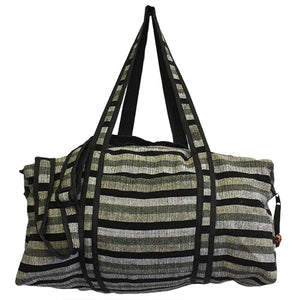 Fashion Accessories > Bags & Backpacks > Travel Bags > Nepal Travel Bag - Mountain Granite