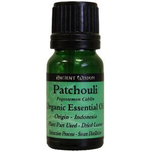 Health & Beauty > Skin Care > Lotions & Potions & Sprays > Patchouli Organic Essential Oil