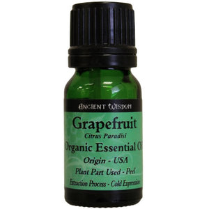 Health & Beauty > Skin Care > Lotions & Potions & Sprays > Grapefruit Organic Essential Oil