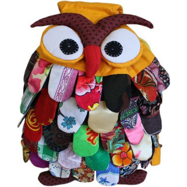 Fashion Accessories > Bags & Backpacks > Bags > Large Owl Bag Pack