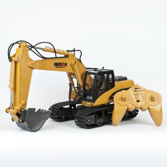15 Channel RC Digger Toy
