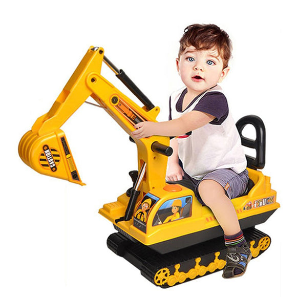 Childrens Ride on Excavator / Digger