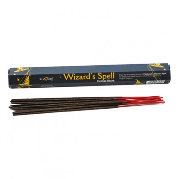 Gifts > Gifts For Her > Wizard's Spell Incense Sticks