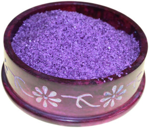 Health & Beauty > Skin Care > Lotions & Potions & Sprays > Deep Violet Musk Simmering Granules 200g bag (Purple)