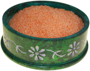 Health & Beauty > Skin Care > Lotions & Potions & Sprays > Giorgia Simmering Granules 200g bag (Orange)