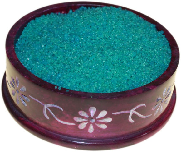 Health & Beauty > Skin Care > Lotions & Potions & Sprays > Hidden Garden Simmering Granules 200g bag (Green)