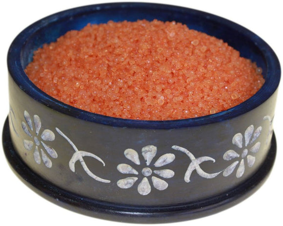 Occasions > Christmas > Christmas > Christmas Myrrh Simmering Granules 200g bag (Orange/Brown)