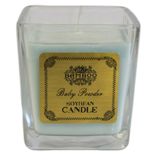 Gifts > Gifts For Her > Soyabean Jar Candle - Baby Powder