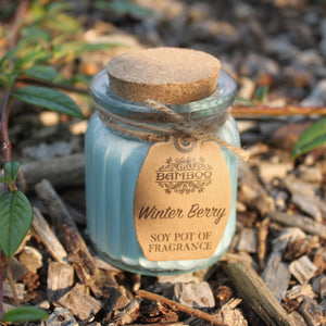 Gifts > Gifts For Her > 2x Winter Berry Soy Pot of Fragrance Candles