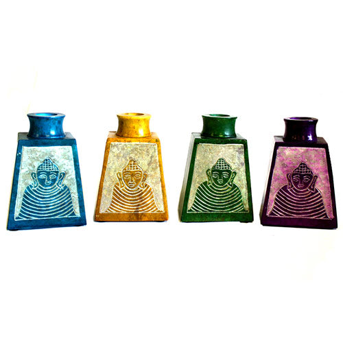 Gifts > Gifts For Her > Reed Diffuser Buddah Jar - 4 Assorted Colours