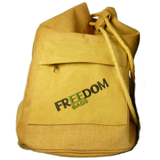 Fashion Accessories > Bags & Backpacks > Backpacks > Freedom Bag - Backpack - Yellow