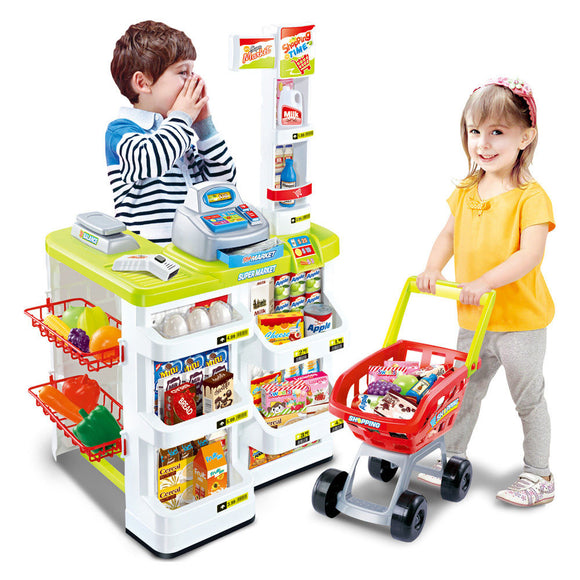 Gifts > Gifts for Children > Supermarket Shop Play Set