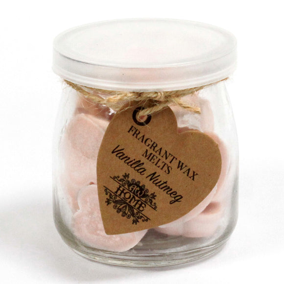 Gifts > Gifts For Her > Soywax Melts Jar - Vanilla Nutmeg