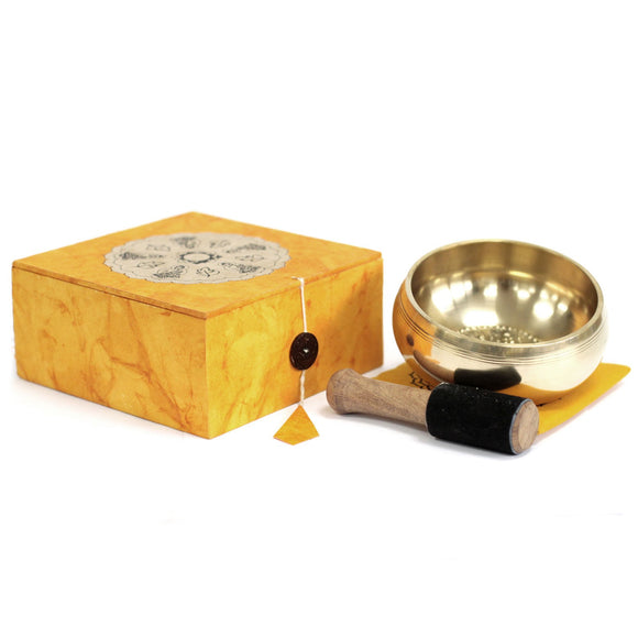 Home > Home Décor > Singing Bowls > Special Meditation Bowl Set