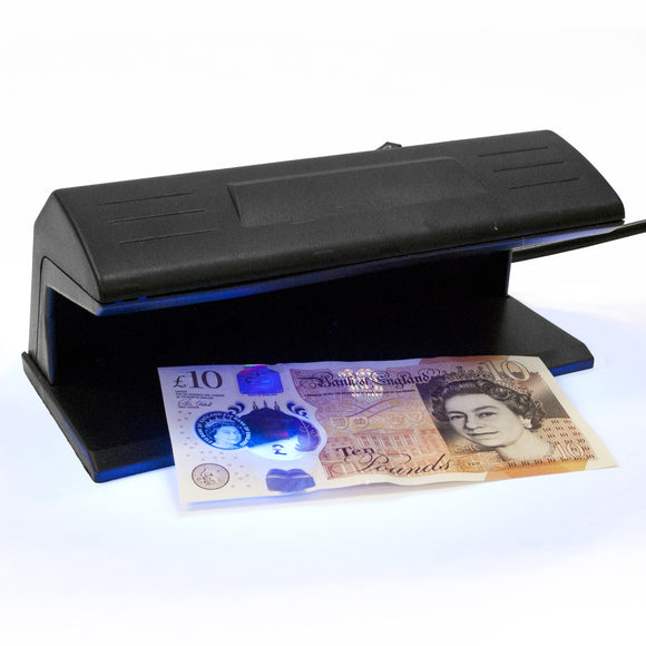 UV Counterfeit Money Detector 9W