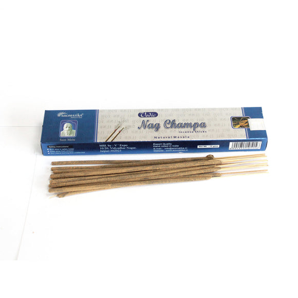 Gifts > Gifts For Her > Vedic Incense Sticks - Nag Champa