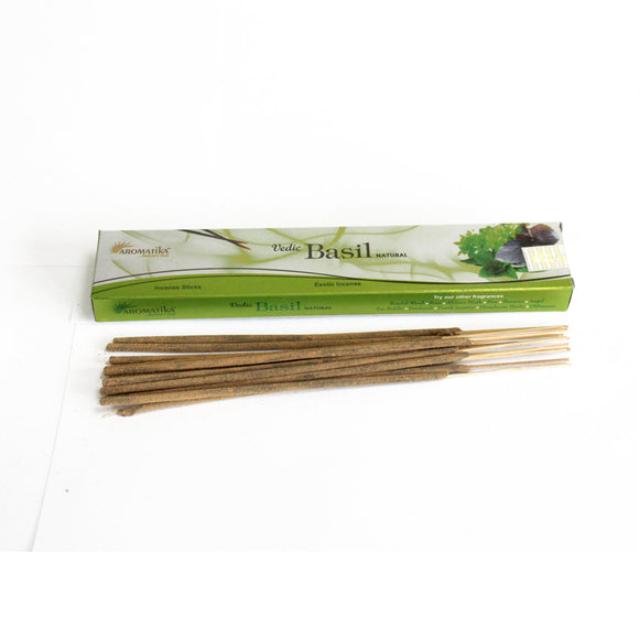 Gifts > Gifts For Her > Vedic -Incense Sticks - Basil