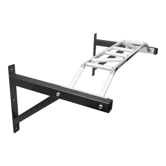 Gifts > Gifts for Him > Komodo Wall Mounted Pull Up Bar Black